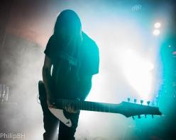 Meshuggah@Vega-13