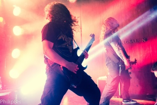 Meshuggah@Vega-19
