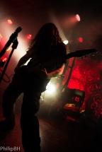 Meshuggah@Vega-2