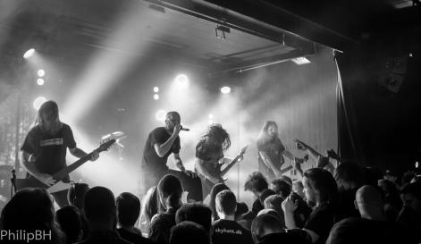 Meshuggah@Vega-21