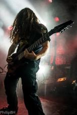 Meshuggah@Vega-3