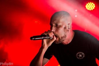 Meshuggah@Vega-4