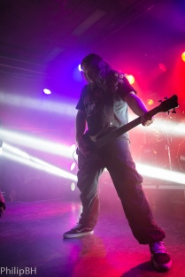 Meshuggah@Vega-7