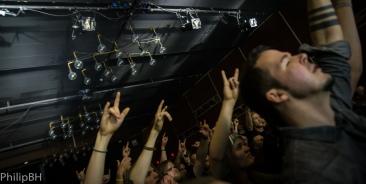 Meshuggah@Vega-9